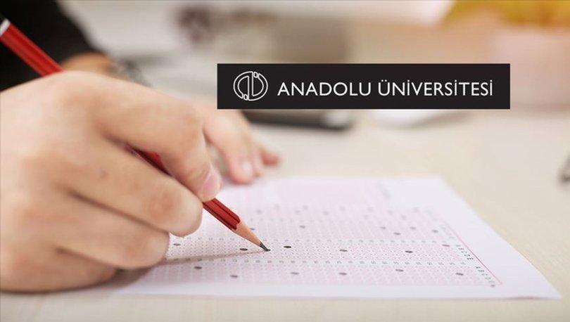 Anadolu Üniversitesi AÖF sınav tarihleri: AÖF sınavları ne zaman?