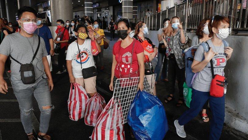 Filipinler'in Suudi Arabistan'a işçi gönderme yasağı iki gün sürdü