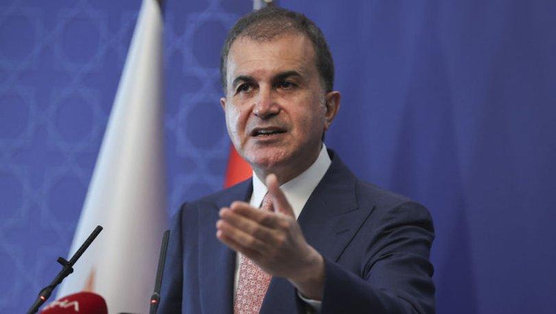 AK Parti Sözcüsü Ömer Çelik'ten Atatürk açıklaması! Son dakika haberleri