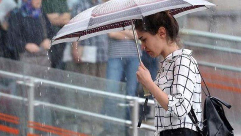 GELİYOR! Son Dakika: Meteoroloji'den önemli uyarı! 6 bölgede sağanak! - VİDEO HABER