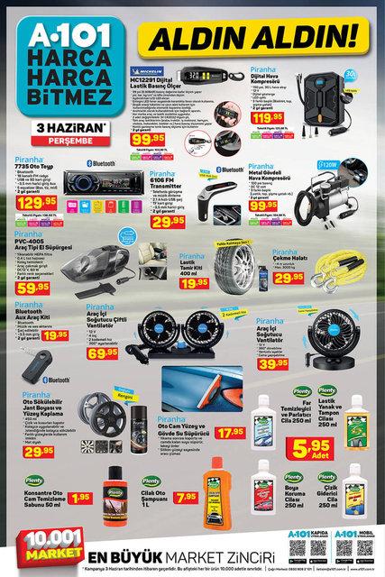 A101 BİM aktüel ürünler kataloğu! A101 BİM 31 Mayıs- 3 Haziran aktüel ürünleri! Tüm liste