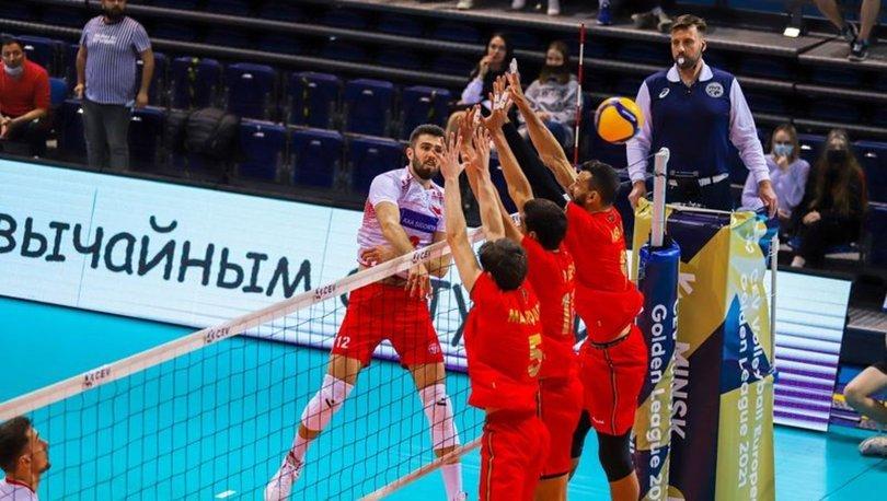 Portekiz: 0 - Türkiye: 3 MAÇ SONUCU
