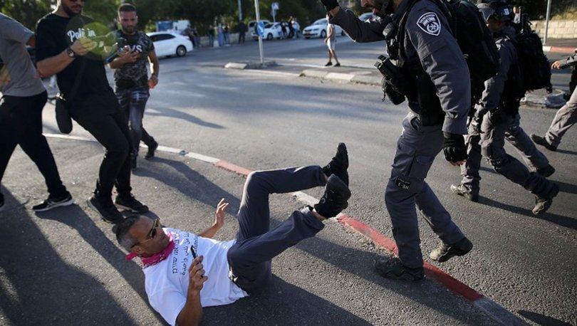 SON DAKİKA! İsrail polisi yine saldırdı - Haberler