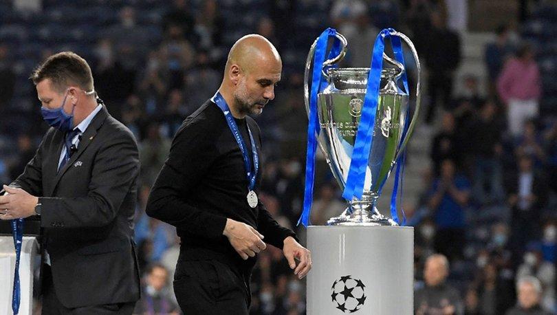 Guardiola'nın Şampiyonlar Ligi hasreti sürüyor!
