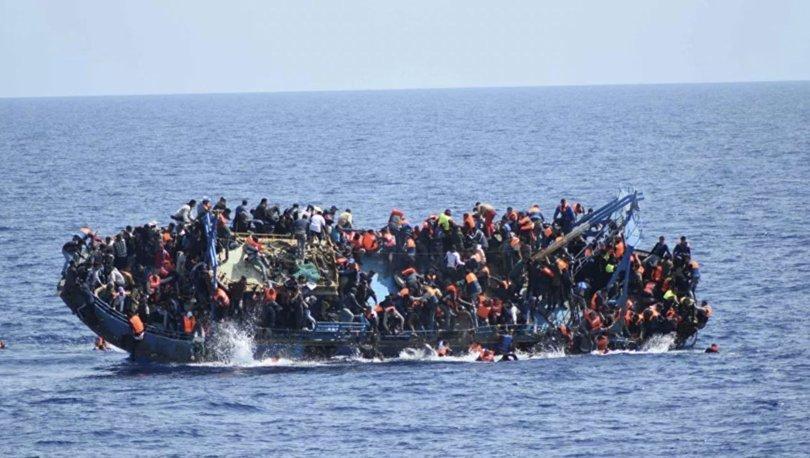 Akdeniz'de Tunus açıklarında 117 düzensiz göçmen kurtarıldı