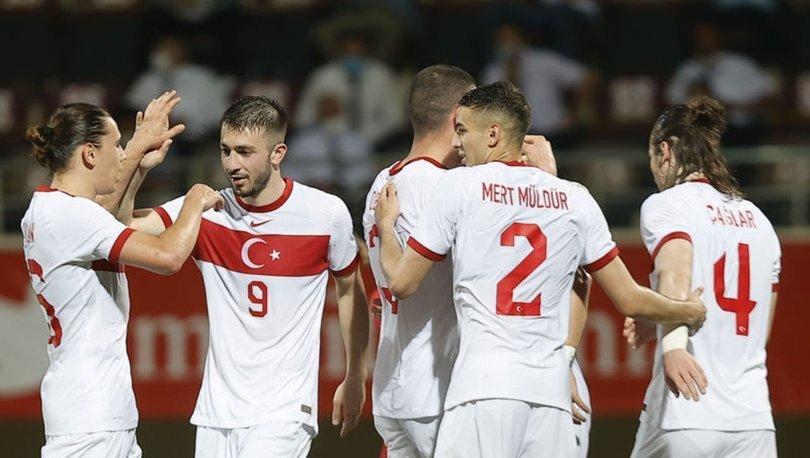 A Milli Futbol Takımı, Antalya kampındaki ikinci hazırlık maçında yarın Gine ile karşılaşacak