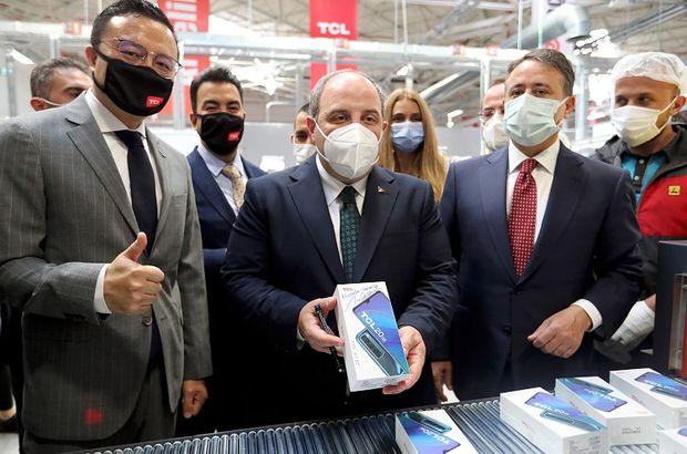 Türkiye'de bir marka daha akıllı telefon üretecek