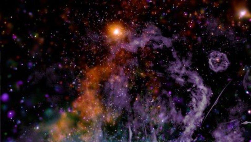 SON DAKİKA: NASA 20 yıllık çalışma sonucu paylaştı: Samanyolu'nun merkezinin mozaik görseli! - Haberler