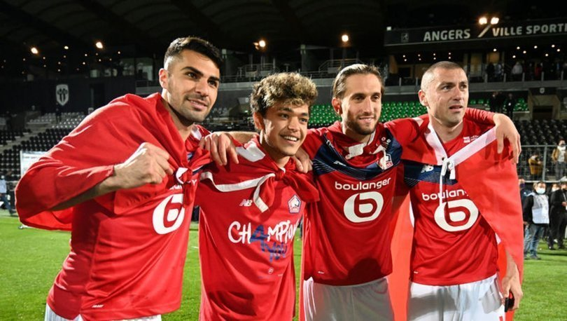 Lille'in genç futbolcusu Mustafa Kapı, Avrupa kariyerini uzun süreli düşünüyor