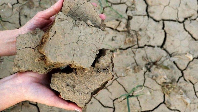 TZOB Genel Başkanı Şemsi Bayraktar, mayıs ayı kuraklık raporunu açıkladı