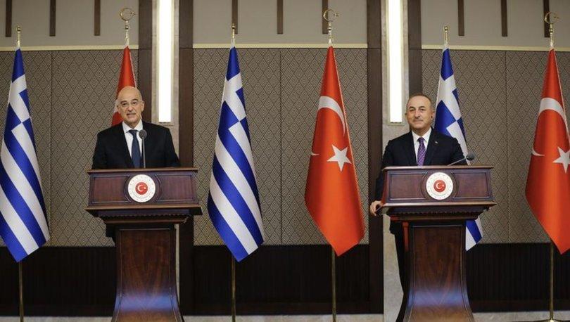 SON DAKİKA: Dışişleri Bakanı Mevlüt Çavuşoğlu Yunanistan'a gidiyor! - Haberler