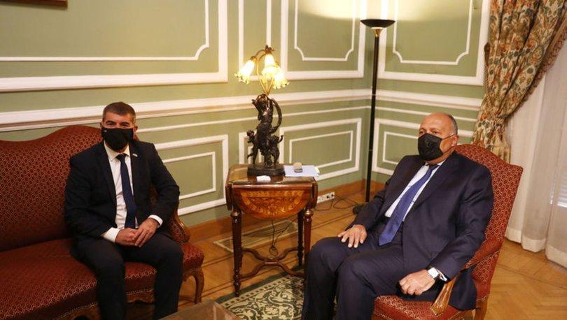 SON DAKİKA: İsrail'den Mısır'a 13 yıl sonra Dışişleri Bakanı düzeyinde ilk ziyaret - Haberler