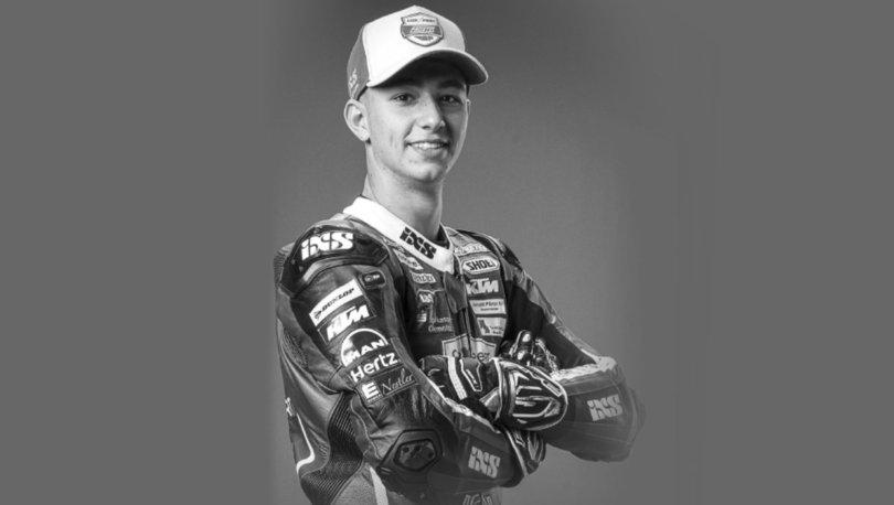 Moto3'te feci kaza! Jason Dupasquier, sıralama turlarındaki kaza sonrası hayatını kaybetti