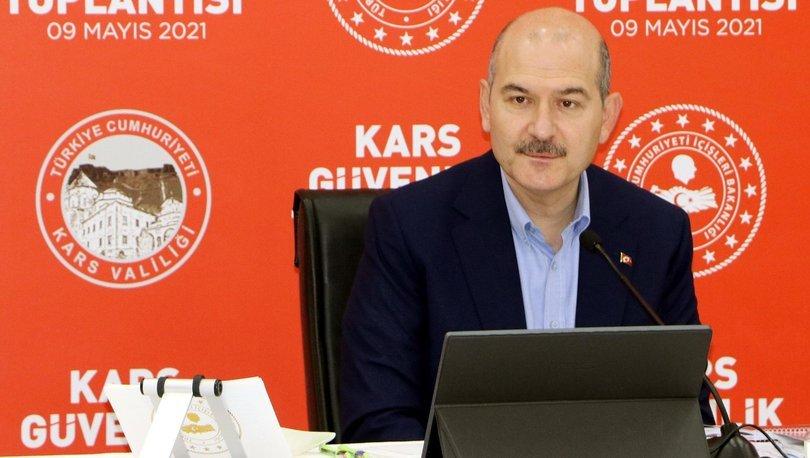 Bakan Soylu'nun kurucusu olduğu şirketten açıklama - Haberler