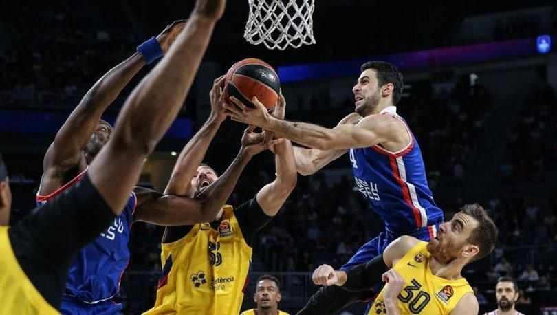 Barcelona Anadolu Efes CANLI İZLE! beIN Sports Haber şifresiz yayın! Anadolu Efes maçı ne zaman, saat kaçta?