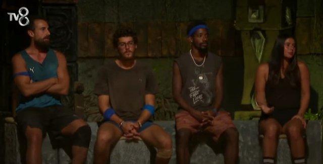 Survivor dokunulmazlık oyununu hangi takım kazandı? Survivor eleme adayı kim oldu?