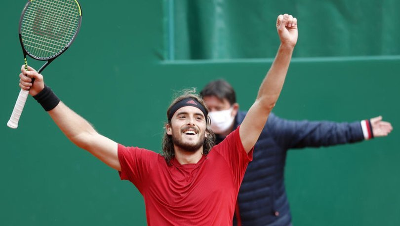 Fransa Açık'ta Tsitsipas ve Zverev ikinci turda