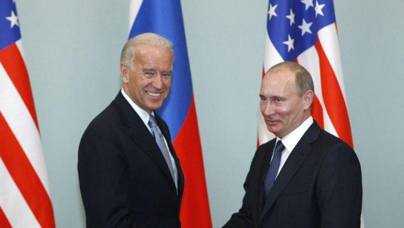 SON DAKİKA: ABD Başkanı Biden'dan Rusya Devlet Başkanı Putin ile görüşmesi öncesinde kritik açıklama