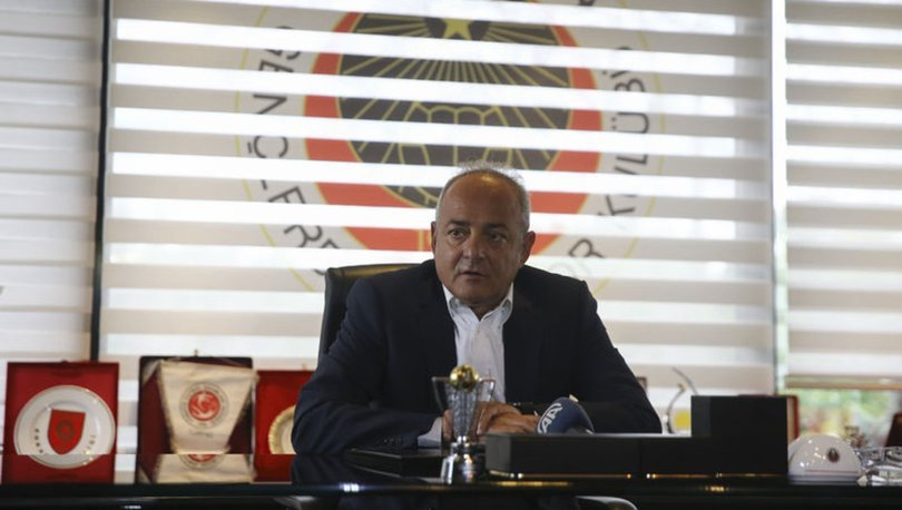 Gençlerbirliği Kulübü Başkanı Murat Cavcav: