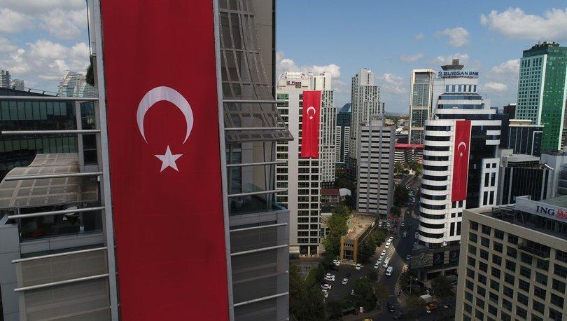Türkiye ilk çeyrekte Avrupa'nın en hızlı büyüyen ülkesi oldu