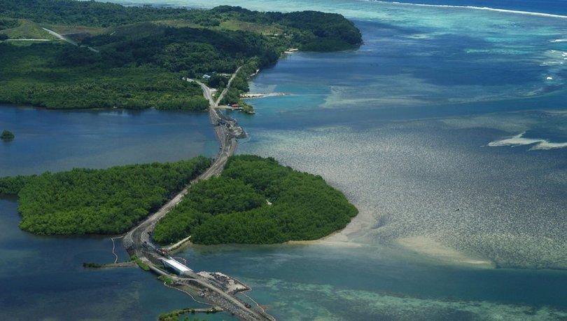 Okyanusya'nın batısındaki ada ülkesi Palau Cumhuriyeti'nde ilk Covid-19 vakası görüldü