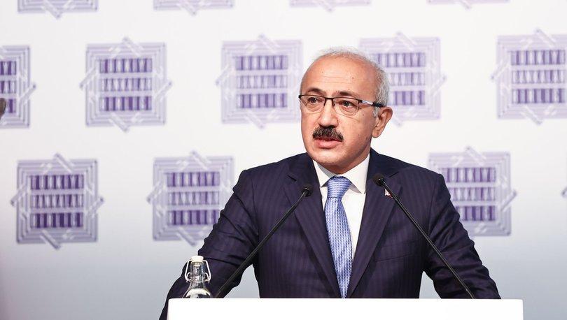 Bakan Elvan: İlk çeyrekteki yüzde 7'lik büyümenin yüzde 56'sı net dış talep ve yatırımlardan geldi