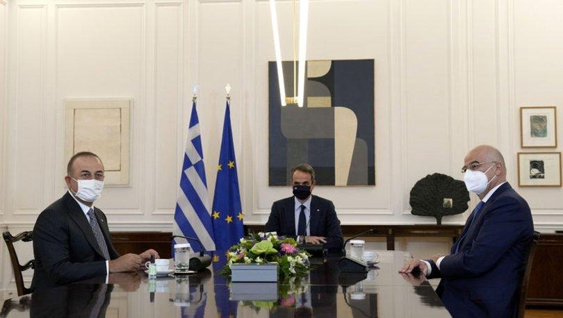 SON DAKİKA: Dışişleri Bakanı Mevlüt Çavuşoğlu Atina temaslarına başladı! - Haberler