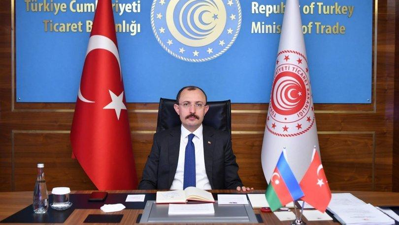 Bakan Muş: Azerbaycan ile ikili ticaret hacmi 4.6 milyar dolar oldu