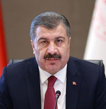 Sağlık Bakanı Fahrettin Koca, 31 Mayıs Dünya Tütünsüz Günü nedeniyle mesaj yayımladı