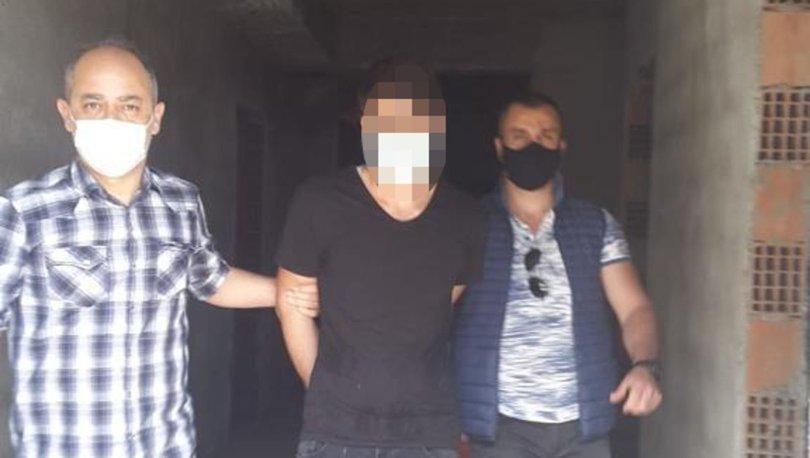 Kobani eylemcisi inşaatta yakalandı