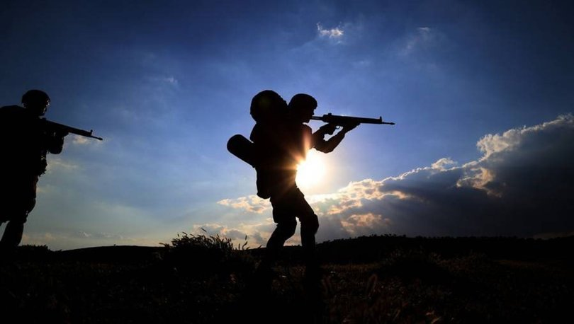 Son dakika haberi Suriye'de sızma girişimindeki 2 terörist etkisiz!