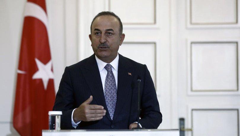 SON DAKİKA! Çavuşoğlu: ABD'nin Türkiye ile yakın çalışma arzusu var - HABERLER