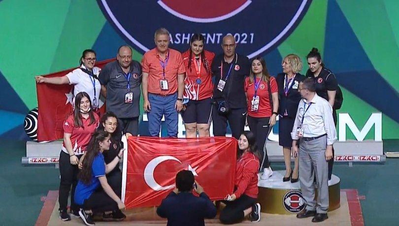 Nuran Yalçın'dan Dünya Gençler Şampiyonası'nda bronz madalya