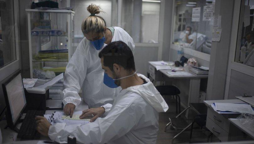 Son dakika haberi Koronavirüs salgınında yeni vaka sayısı 6 bin 493