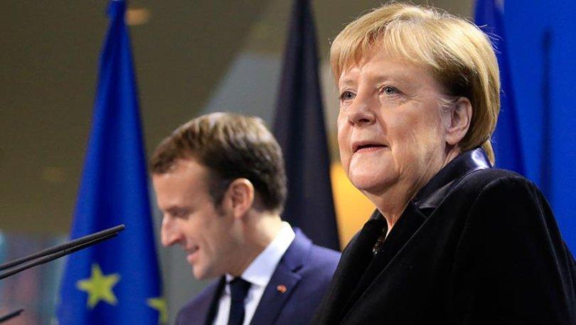 Merkel, AB'nin Belarus'a yönelik aldığı yaptırım kararlarını savundu
