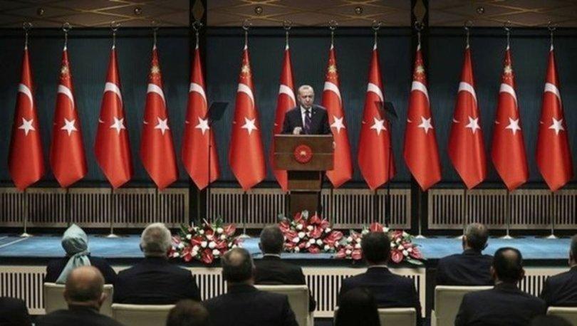 Kabine Toplantısı kararları neler? Cumhurbaşkanı Erdoğan 31 Mayıs 2021 Bakanlar Kurulu kararları açıkladı
