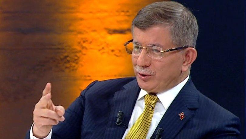 Son dakika... Gelecek Partisi Lideri Ahmet Davutoğlu Habertürk TV'de soruları yanıtladı