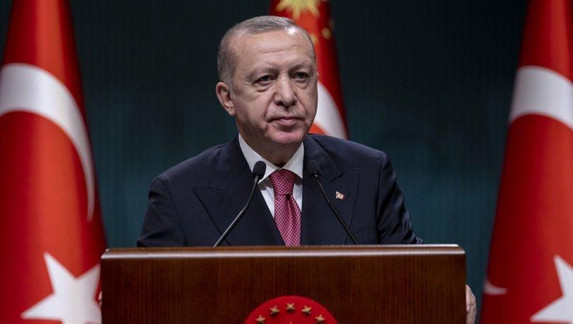 Cumhurbaşkanı Erdoğan: Spor kulüpleri genel kurullarını gerçekleştirebilecek