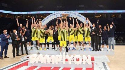 BGL'de şampiyon Fenerbahçe