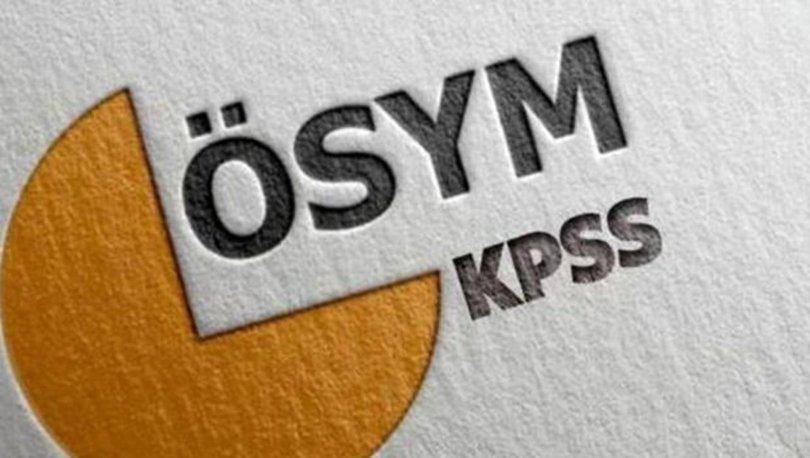 2021 KPSS ücreti ne kadar? 2021 KPSS başvuru kılavuzu yayımlandı! İşte ÖSYM KPSS başvuru ekranı
