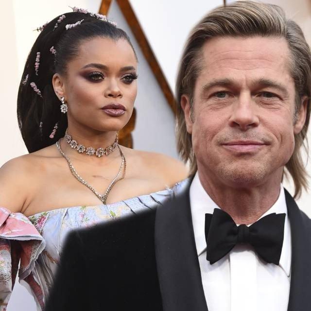 Brad Pitt ile Andra Day aşk mı yaşıyor? - Magazin haberleri