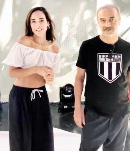 Yılmaz Erdoğan'dan eski eşi Belçim Bilgin'e ziyaret - Magazin haberleri