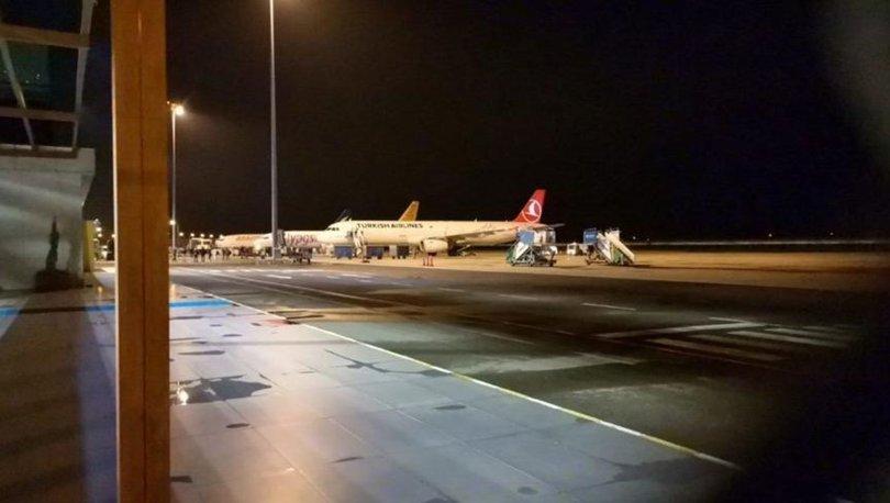 Ordu-Giresun Havalimanı'nda asılsız bomba ihbarı seferleri aksattı