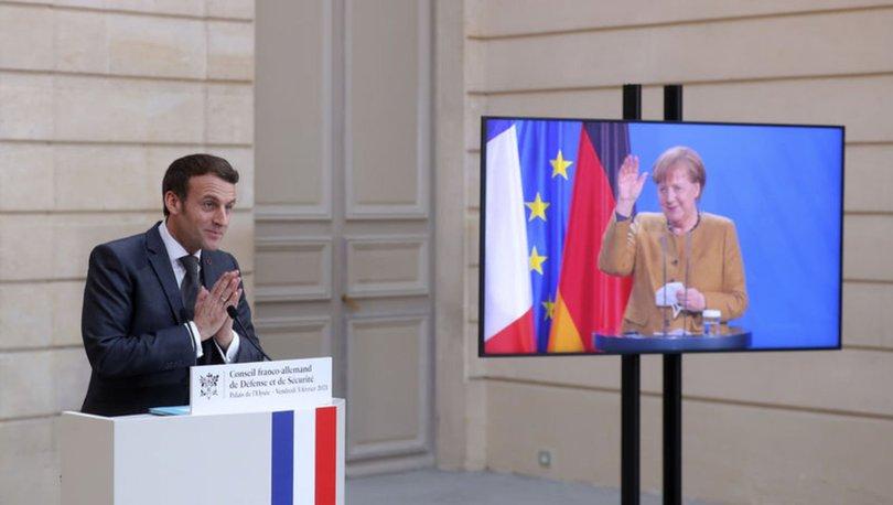 Almanya-Fransa Bakanlar Kurulu bildirgesi açıklandı: Türkiye'ye iş birliği mesajı verildi