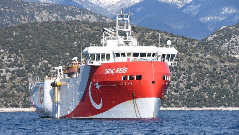 Oruç Reis koruma gemisi hizmeti alacak