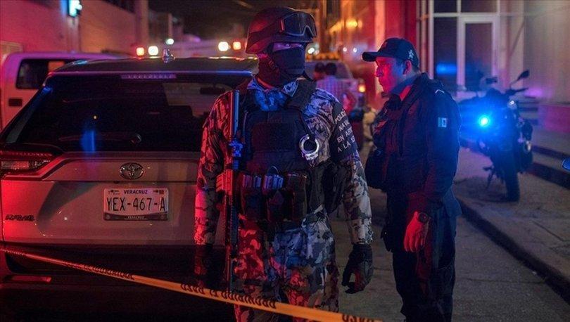 SON DAKİKA: Meksika'da politikacı cinayetleri: Son 9 ayda 88 politikacı öldürüldü!
