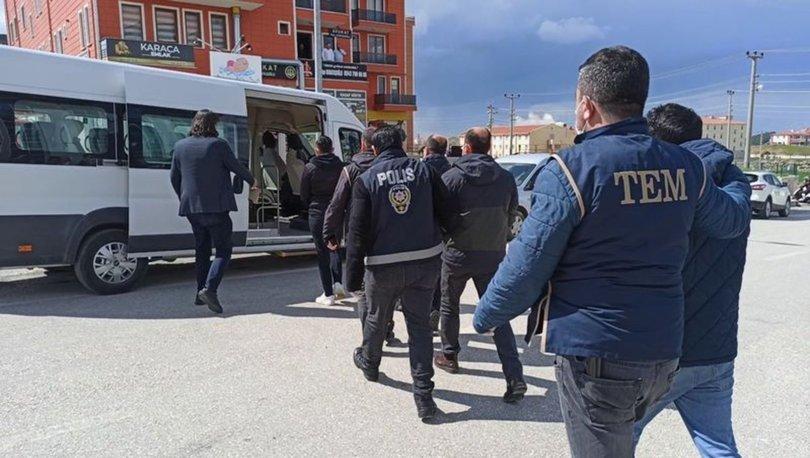 Son dakika: FETÖ'nün mahrem yapılanması soruşturmasında 23 gözaltı kararı