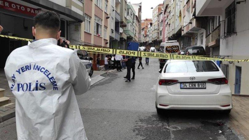 Maskeli saldırgan sokakta vurdu