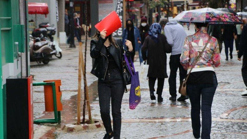 TUFAN! Son dakika HAVA DURUMU 1 Haziran: Yağmur, sel, yıldırım - Meteoroloji