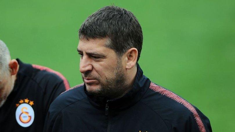 Ümit Davala, Galatasaray'dan ayrıldığını açıkladı